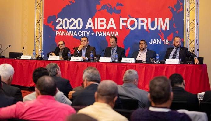 AIBA Forum became huge communication platform for American federations  If you use this content, you legally agree to credit World Boxing News and backlink to our story AIBA Forum became huge communication platform for American federations | WBN - World Boxing News
