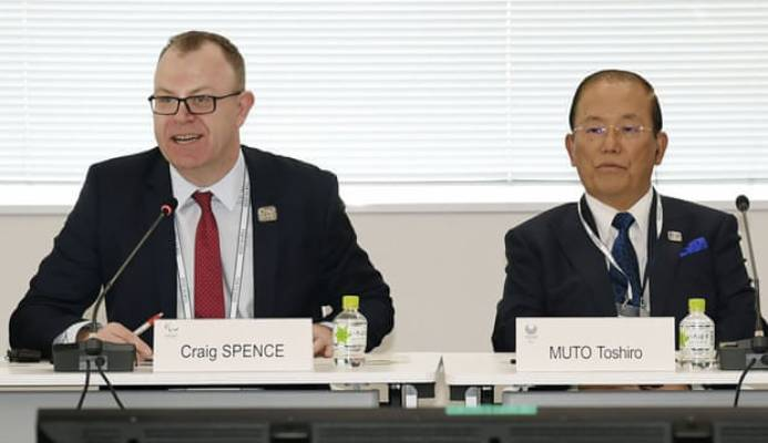 Tokyo Olympics chief says coronavirus could disrupt Games