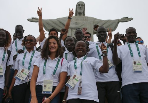 IOC REFUGEE OLYMPIC TEAM: TUNE IN TO THE LIVE ANNOUNCEMENT FOR TOKYO 2020 SELECTION